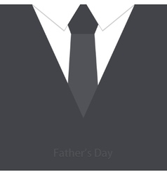 Fathers day background vector