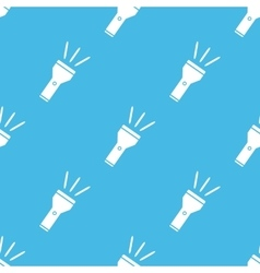 Blue flashlight pattern vector