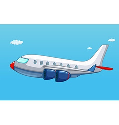Airplane vector