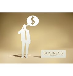 Modern Business vector image