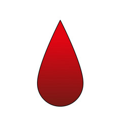 Blood icon image vector
