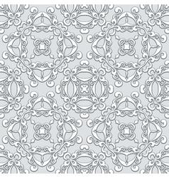 Grey pattern vector image vector image