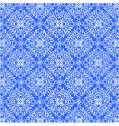 vintage heraldry pattern vector image