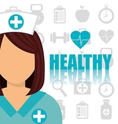 Medical digital design vector