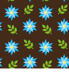 floralpattern vector image vector image