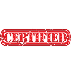 Certified label vector