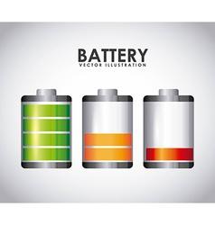 Battery power vector