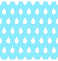 White rain blue background vector