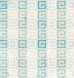 ancient seamless pattern with grunge effect vector image