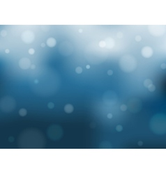 Cold rainy abstract background vector