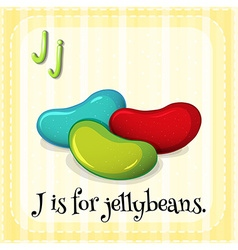 jellybeans vector image