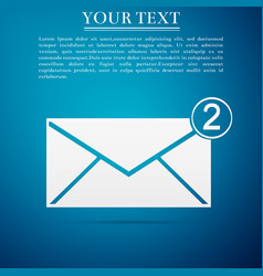 received message new email incoming message sms vector image vector image