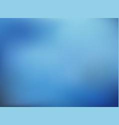 Deep dark blue abstract blur background eps 10 vector