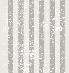Grey stripped grunge pattern vector