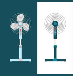 ventilation devices vector image