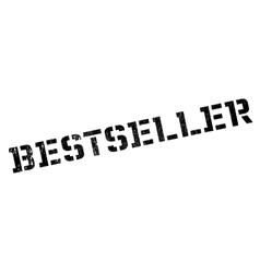 Bestseller stamp rubber grunge vector image