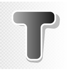 Letter t sign design template element  new vector