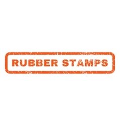 Rubber stamps rubber stamp vector
