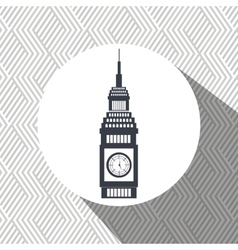City of london design vector