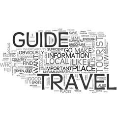 a traveler s bible text word cloud concept vector image vector image