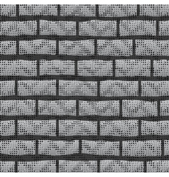 Grey wall vector