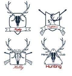 Hunter3 vector image vector image