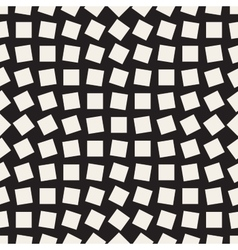 Seamless square rhombus pattern vector