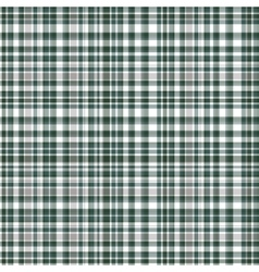 Checkered fabric tartan textile vintage vector