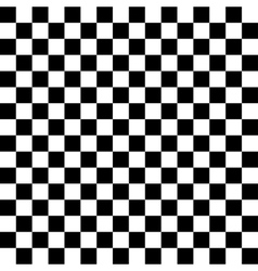 Checker chess square abstract background vector