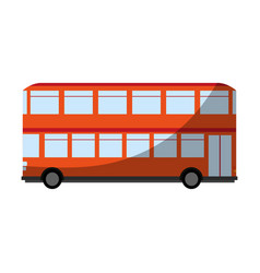 Bus icon image vector