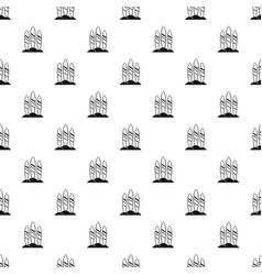 serfing board pattern vector image