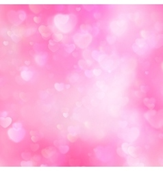 Abstract pink background EPS 10 vector image vector image
