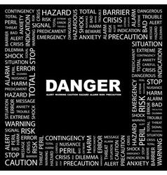 Danger vector