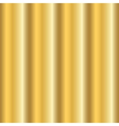 Gold texture seamless pattern wave vector image vector image