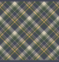 Green blue classic check plaid seamless pattern vector