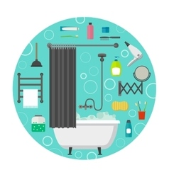 Hygiene icons vector