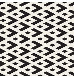 Seamless Geometric Tiling Pattern vector image