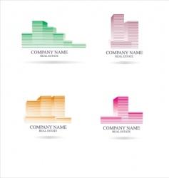 name company vector image