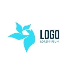 Abstract beauty spa salon logo Abstract vector image vector image