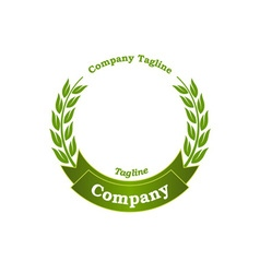 Crest-With-Wreath-380x400 vector image