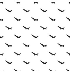 recliner pattern vector image