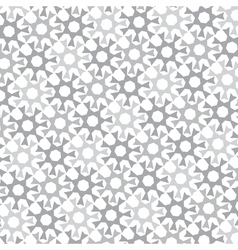 Monochrome background of repeated elements vector
