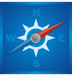 kompas vector image vector image