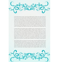 text document vector image vector image