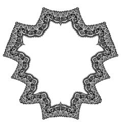 Set of geometric frame vector