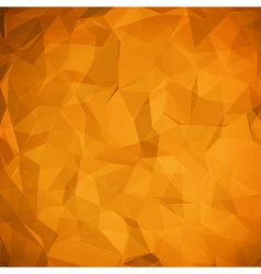 Abstract geometric origami paper vector