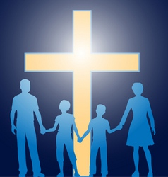 Church family vector