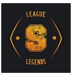 League legends vector