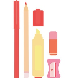 Stationary tool set vector