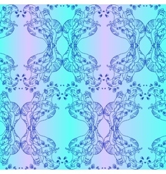 Purple blue abstract background pattern vector
